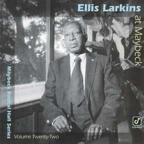 Ellis Larkins is listed (or ranked) 14 on the list List of Famous Bands from Baltimore