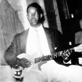 Elmore James is listed (or ranked) 13 on the list Famous People Whose Last Name Is James