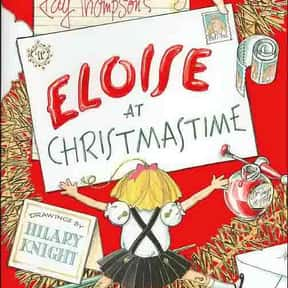 Eloise at Christmastime is listed (or ranked) 25 on the list The Best Selling Novels of the 1950s