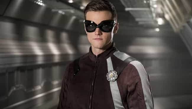 Elongated Man is listed (or ranked) 7 on the list The Best Characters On 'The Flash'