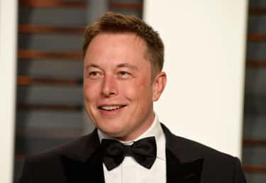 Elon Musk is listed (or ranked) 2 on the list Famous Male Engineers