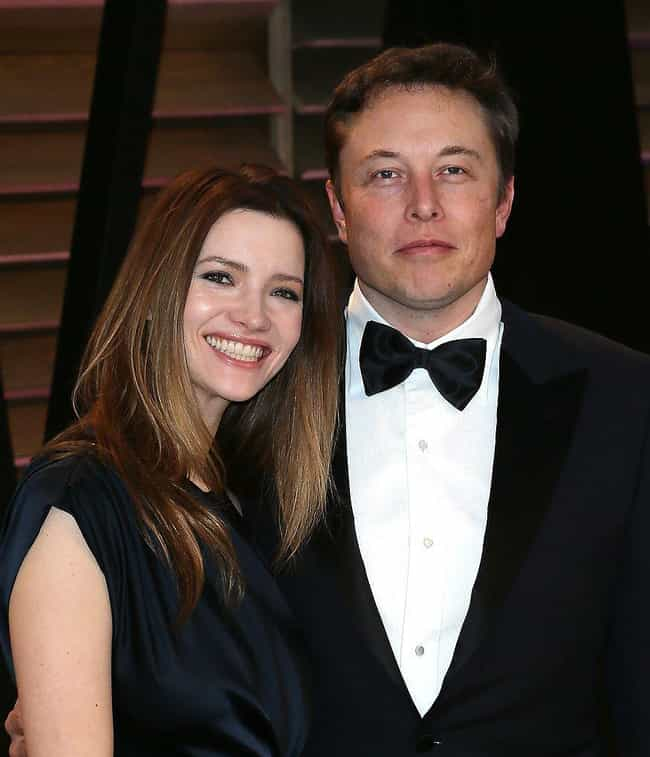 Elon Musk is listed (or ranked) 1 on the list 32 Celebrities Who Married the Same Person Twice