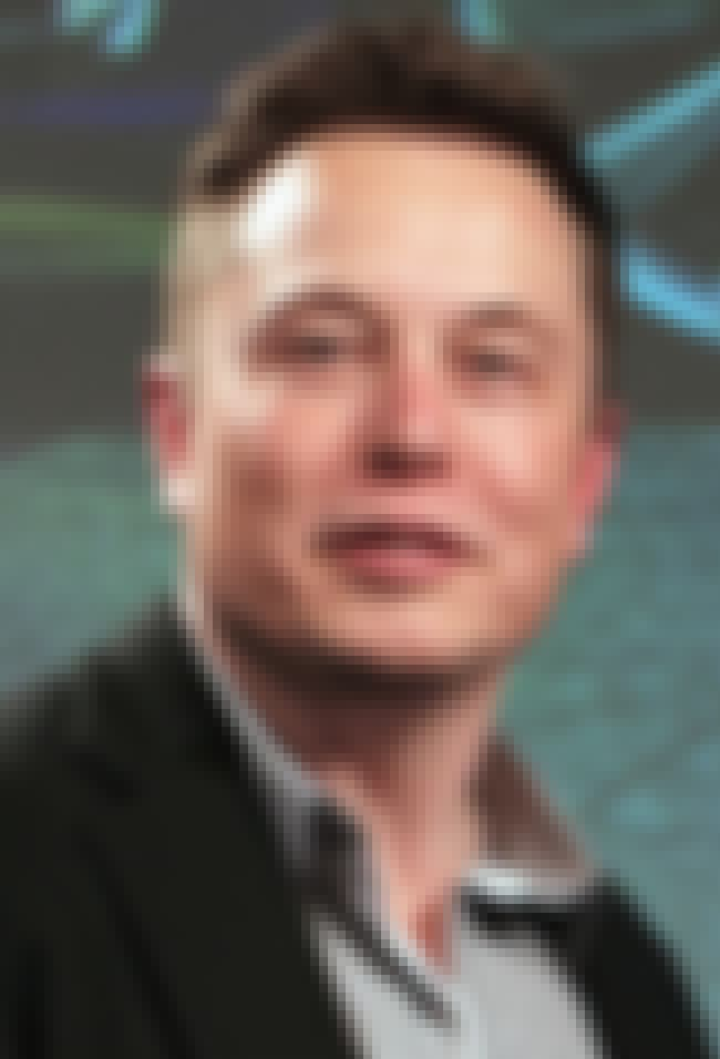 Elon Musk is listed (or ranked) 1 on the list Celebrities Who Play Overwatch