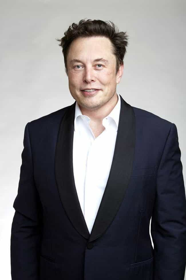 Elon Musk is listed (or ranked) 3 on the list The Real Life Inspirations for Tony Stark