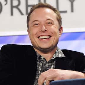 Elon Musk is listed (or ranked) 2 on the list The Most Irreplaceable CEOs in the World