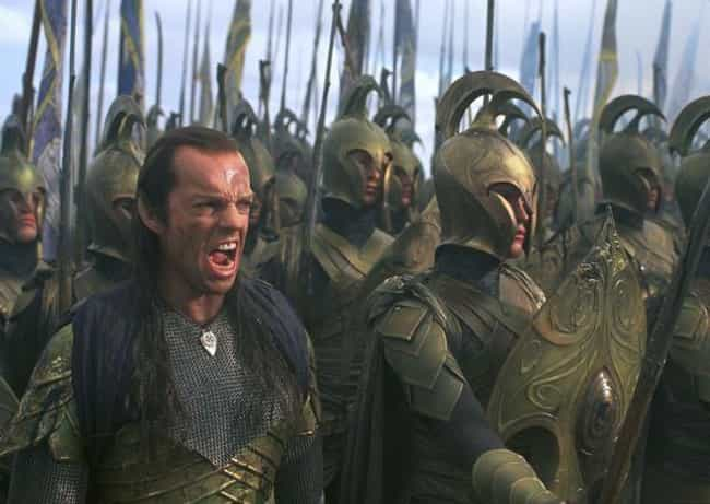 Elrond is listed (or ranked) 1 on the list Which 'Lord Of The Rings' Character Are You, Based On Your Zodiac?