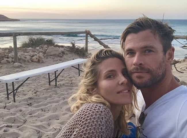 Elsa Pataky is listed (or ranked) 2 on the list Everybody Who Has Dated The Hemsworth Brothers
