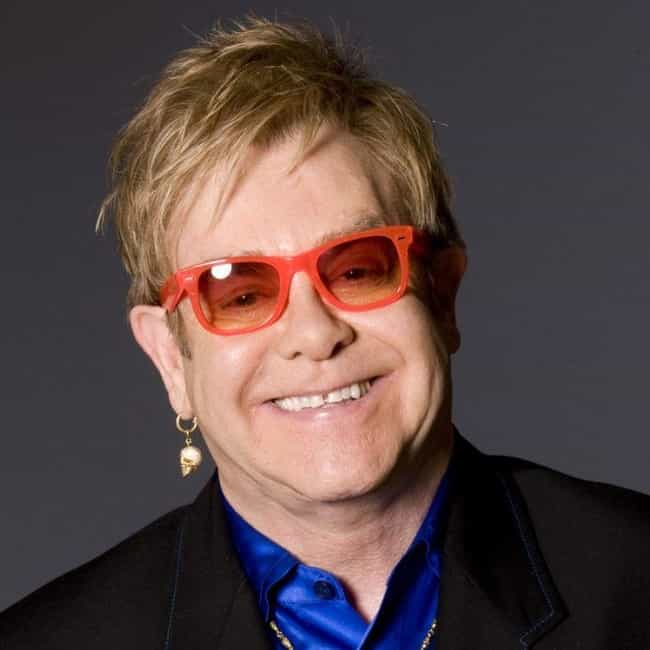 Elton John is listed (or ranked) 2 on the list Famous Male Keyboard Players
