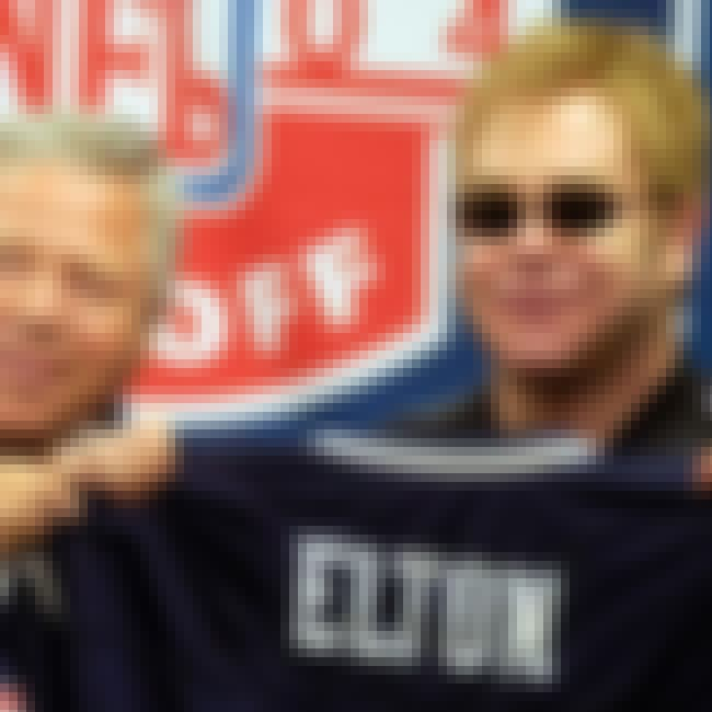 Elton John is listed (or ranked) 8 on the list Celebrity Patriot Fans