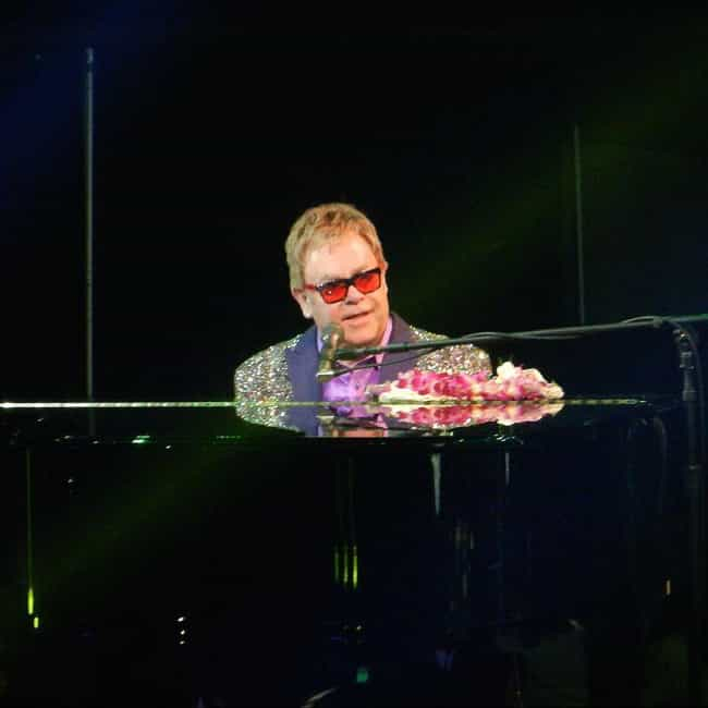 Elton John is listed (or ranked) 4 on the list Celebrities Who Had Their Appendix Removed