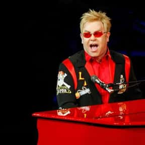 Elton John is listed (or ranked) 6 on the list The Greatest Live Bands of All Time