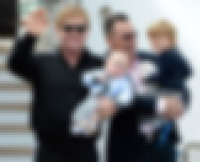 Elton John is listed (or ranked) 1 on the list 9 Famous Gay People Who Had Kids Via Surrogate