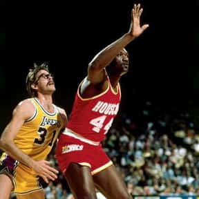 Elvin Hayes is listed (or ranked) 10 on the list The Best Houston Rockets of All Time