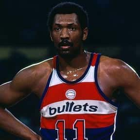 Elvin Hayes is listed (or ranked) 2 on the list The Best Washington Wizards Centers of All Time