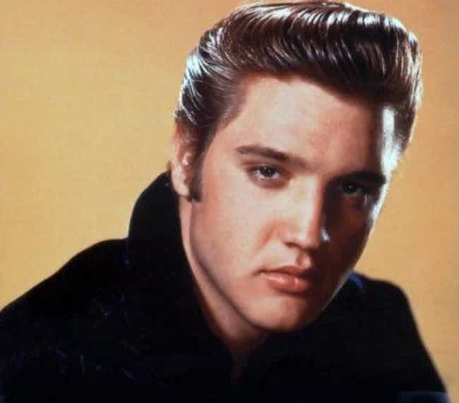 Elvis Presley is listed (or ranked) 3 on the list Celebrity Ghosts As Famous In Death As They Were In Life