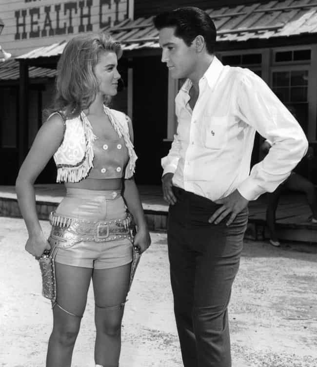 Elvis Presley is listed (or ranked) 2 on the list Ann-Margret Loves and Hookups