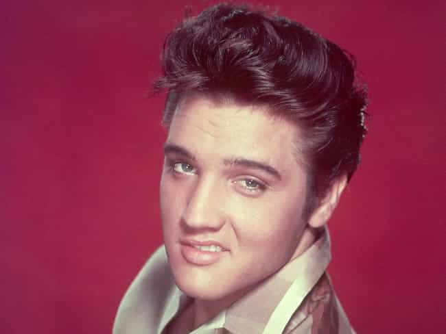 Elvis Presley is listed (or ranked) 3 on the list 17 Famous People Whose Twin Siblings Died