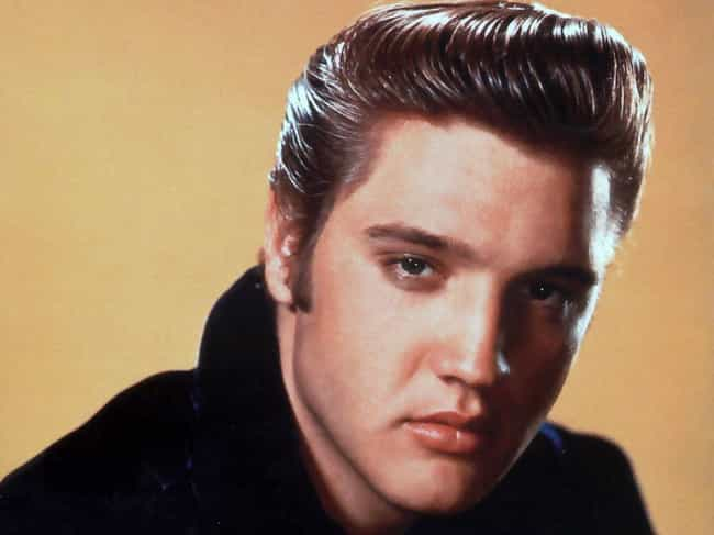 Elvis Presley is listed (or ranked) 3 on the list 22 Famous People with Type 2 Diabetes