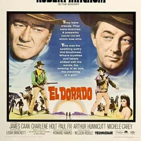 El Dorado is listed (or ranked) 12 on the list The Best John Wayne Movies of All Time, Ranked