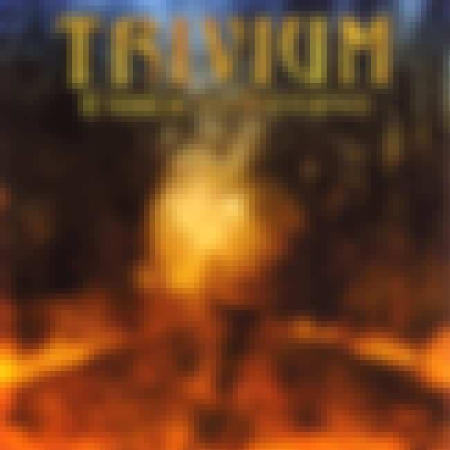 Ember to Inferno is listed (or ranked) 4 on the list The Best Trivium Albums of All Time