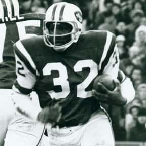 Emerson Boozer is listed (or ranked) 15 on the list The Best New York Jets of All Time