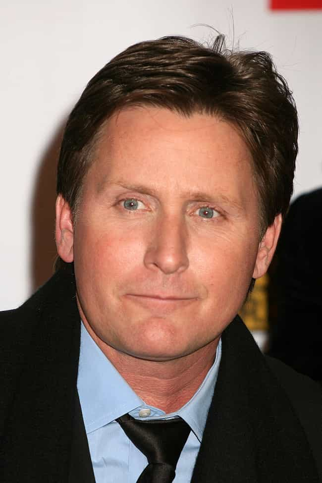 Emilio Estevez is listed (or ranked) 2 on the list The Most Famous Actors of the 80s (Then and Now)