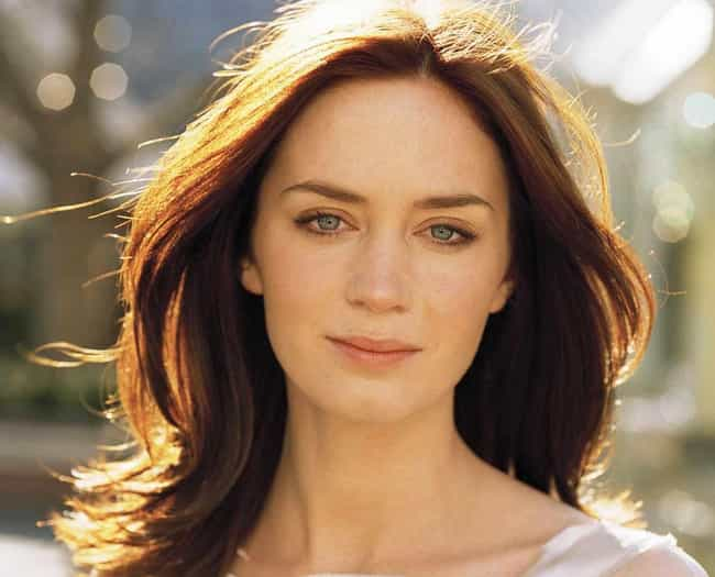 Emily Blunt is listed (or ranked) 1 on the list 11 Celebrities Who Play Cello