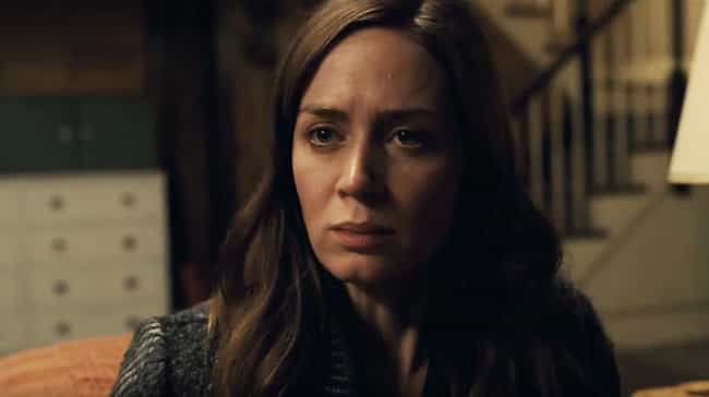 Emily Blunt is listed (or ranked) 1 on the list 37 Actresses Who Filmed While Pregnant