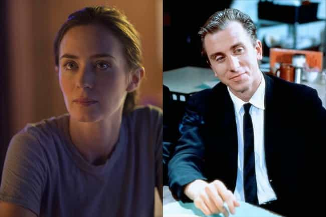 Emily Blunt is listed (or ranked) 1 on the list Who Would Star In A Gender-Swapped 'Reservoir Dogs'?