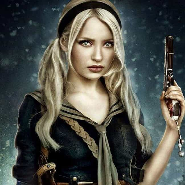 Emily Browning is listed (or ranked) 4 on the list The Most Stunning Women in Action Movies