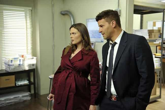 Emily Deschanel is listed (or ranked) 4 on the list 12 Real Pregnancies Written Into TV Shows