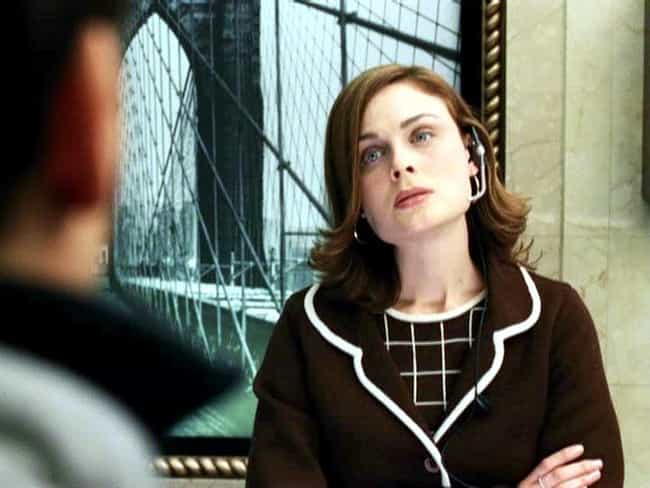 Emily Deschanel is listed (or ranked) 4 on the list 50+ Actors You Forgot Were In Comic Book Movies