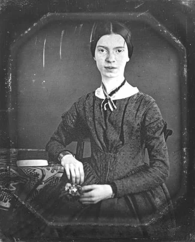 Emily Dickinson is listed (or ranked) 2 on the list Cherished Recipes From History's Most Famous Figures