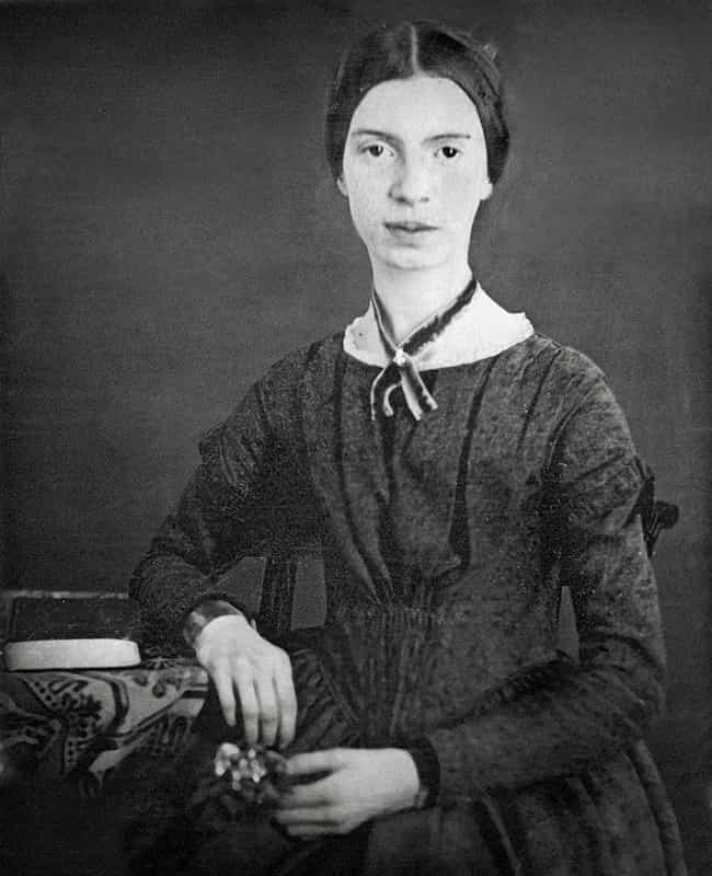 Emily Dickinson is listed (or ranked) 1 on the list Historical Figures Who Struggled With Depression