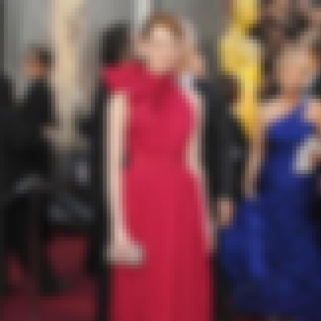 Emma Stone is listed (or ranked) 1 on the list 2012 Oscars Red Carpet Worst Dressed