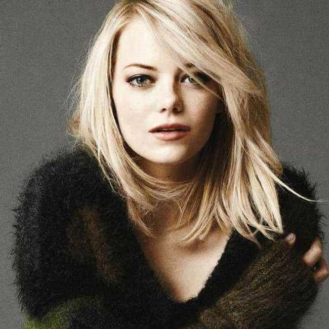Emma Stone is listed (or ranked) 3 on the list Famous Friends of Taylor Swift