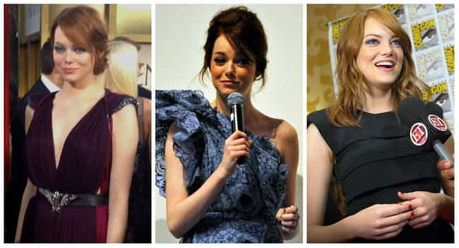 Emma Stone is listed (or ranked) 4 on the list The Most Stylish Female Celebrities