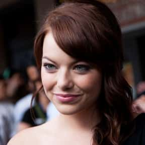 Emma Stone is listed (or ranked) 18 on the list Who Bit Beyoncé?