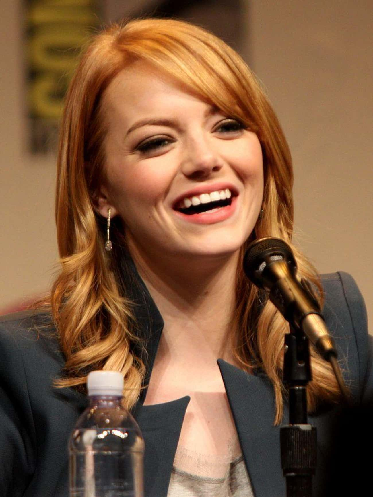 Emma Stone is listed (or ranked) 2 on the list 20+ Celebrities Who Love To Cook
