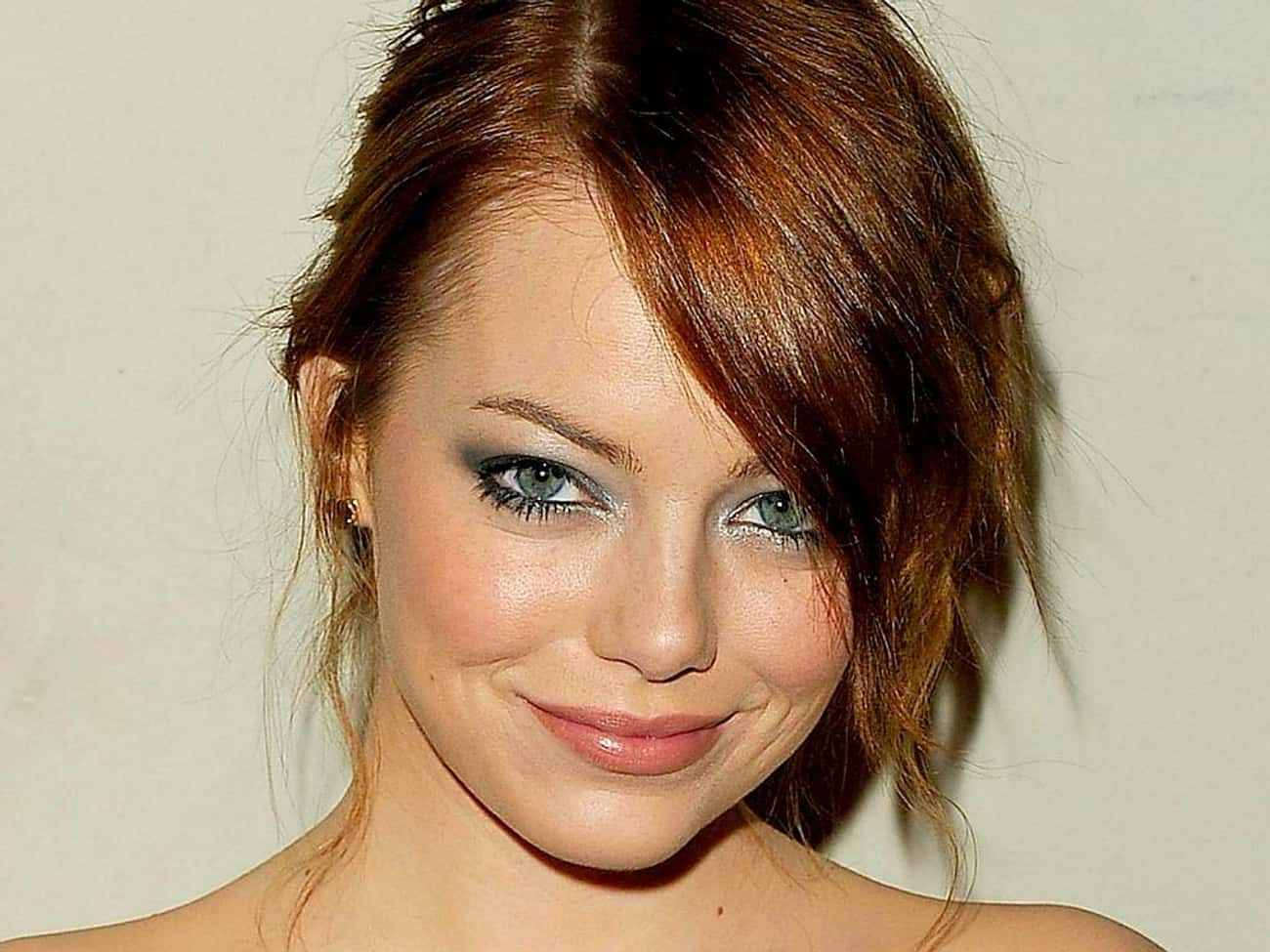 Emma Stone is listed (or ranked) 1 on the list Famous People Born in 1988