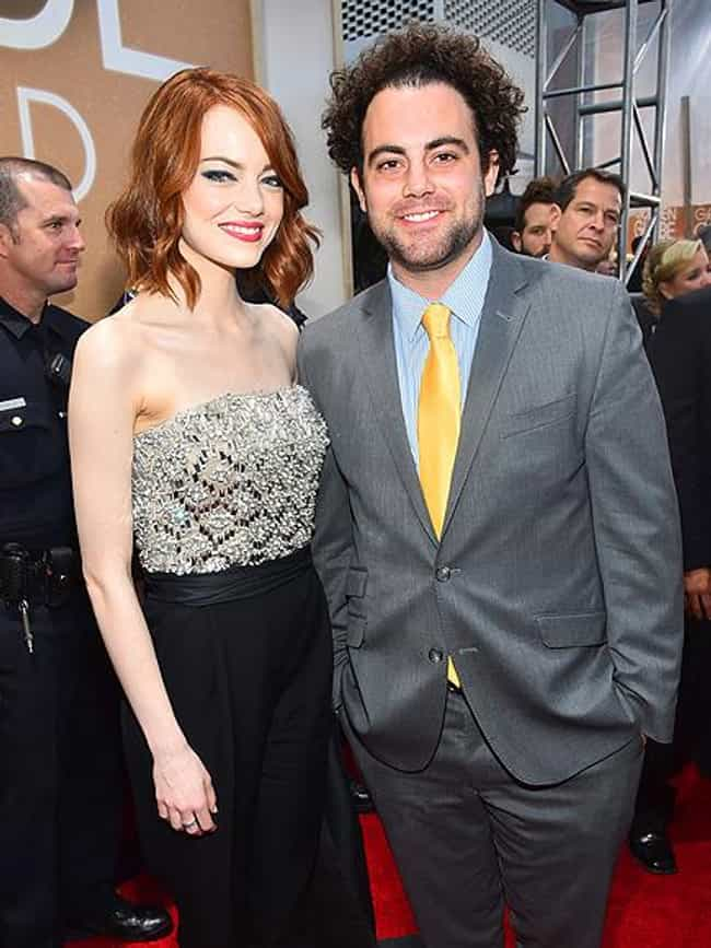 Emma Stone is listed (or ranked) 1 on the list Celebrities Who Took Their Siblings to Awards Shows