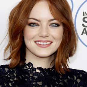 Emma Stone is listed (or ranked) 14 on the list Who Was America's Girlfriend in 2016?
