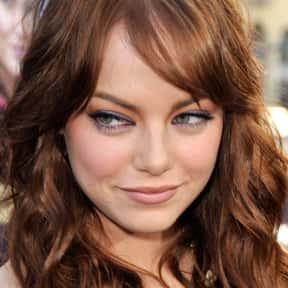Emma Stone is listed (or ranked) 21 on the list The Most Beautiful Women In Hollywood