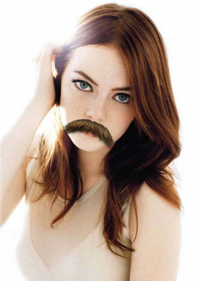 Emma Stone is listed (or ranked) 4 on the list The Hottest Funny Women