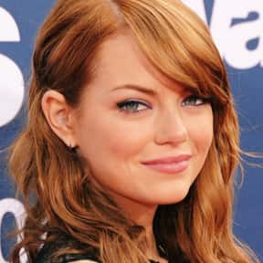 Emma Stone is listed (or ranked) 20 on the list The People's 2011 Maxim Hot 100 List