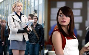 Emma Stone is listed (or ranked) 2 on the list Female Celebrities Whose Careers Took Off After They Dyed Their Hair