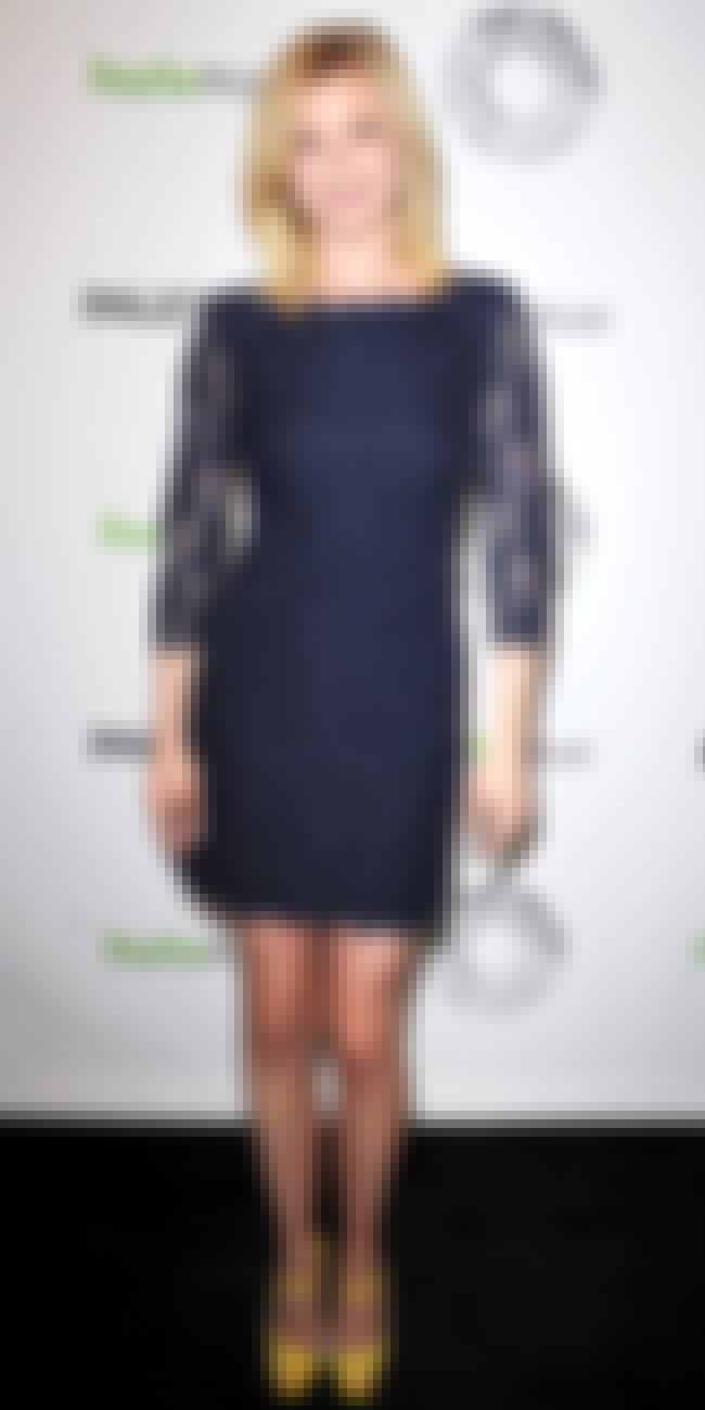 Emily VanCamp is listed (or ranked) 2 on the list Celebrities in Diane Von Furstenberg Dresses