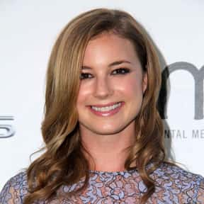Emily VanCamp is listed (or ranked) 5 on the list Famous People From Ontario