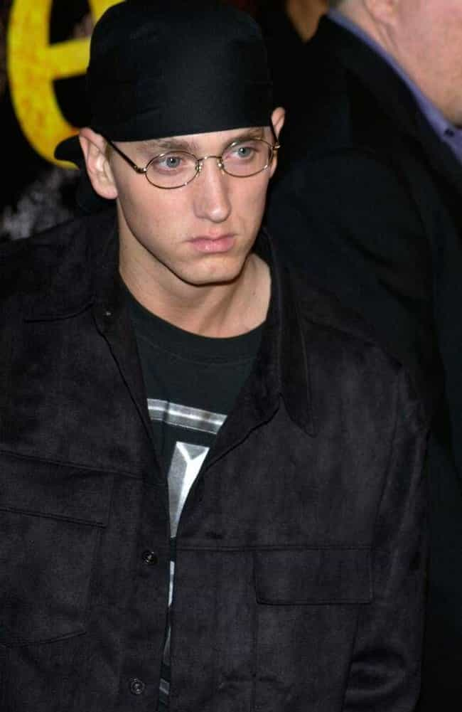 Eminem is listed (or ranked) 4 on the list The Best Rapper Stage Name Origin Stories