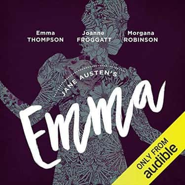 Emma is listed (or ranked) 2 on the list Audible's Best Original Dramas, Ranked